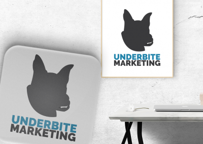 Logo for Underbite Marketing