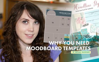 Moodboard Template