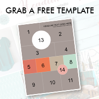 Grab your FREE Photoshop moodboard template