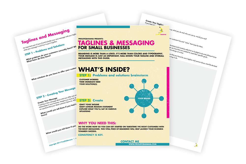Tagline and Messaging Guide