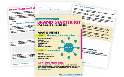 Branding Basics for Your Small Business