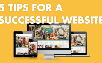 5 Tips for a Successful Website