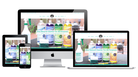 Website for RNC Advanage 20x