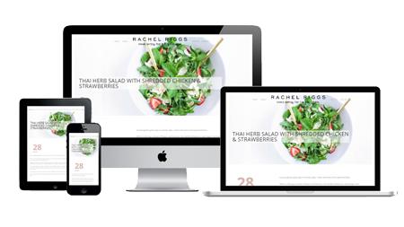 Website Design for Blogger