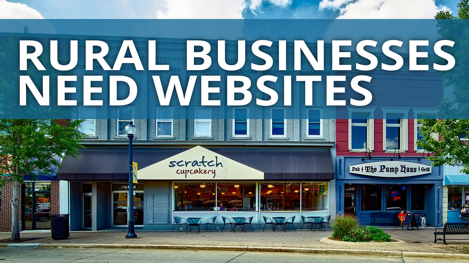 Rural Businesses Need Websites