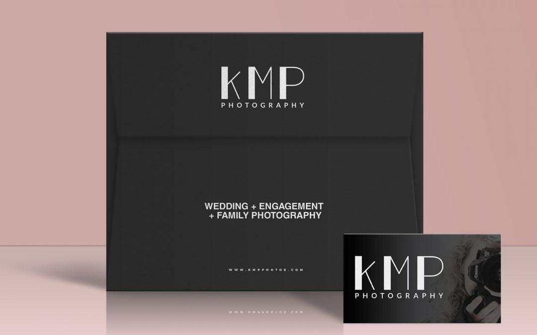 KMP PHOTOGRAPHY – BRANDING AND WEBSITE