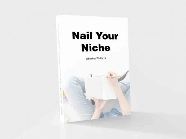 Narrow down your target market and figure out the perfect niche for your business